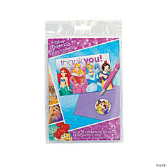 Disney Princess Dream Thank You Cards