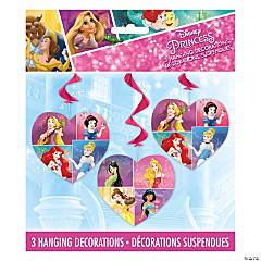 Disney Princess Hanging Swirls