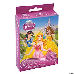 Disney Princess Jumbo Card Game