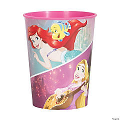 Disney Princess Plastic Favor Cup