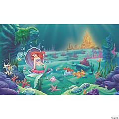 Disney Princess The Little Mermaid Prepasted Wallpaper Mural