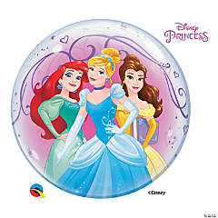 Disney® Princesses Bubble Mylar Balloon