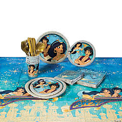 Disney's Aladdin™ Tableware Kit for 8 Guests
