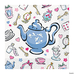 Disney's Alice in Wonderland Luncheon Napkins