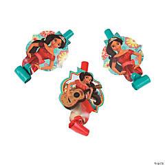 Disney's Elena Blowouts