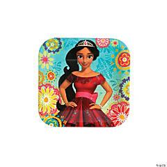 Disney's Elena Paper Dessert Plates - 8 Ct.