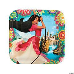 Disney's Elena Paper Dinner Plates - 8 Ct.