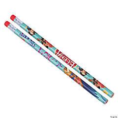 Disney's Elena Pencils