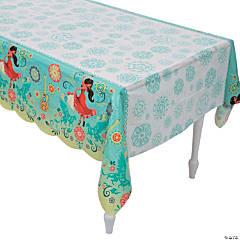 Disneys Elena Plastic Tablecloth