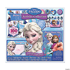 Disney's Frozen Activity Collection Boredom Buster Kit
