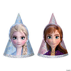 Disney's Frozen II Cone Party Hats