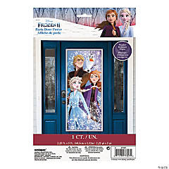 Disney's Frozen II Door Cover