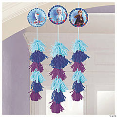 Disney's Frozen II Hanging Tassel Decorations