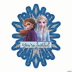 Disney's Frozen II Jumbo Deluxe Invitations