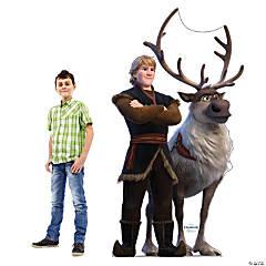 Disney's Frozen II Kristoff & Sven Stand-Up
