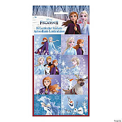 Disney's Frozen II Lenticular Stickers