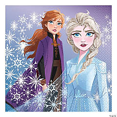 Disney's Frozen II Luncheon Napkins
