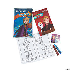 Disney's Frozen II Mini Stationery Play Packs
