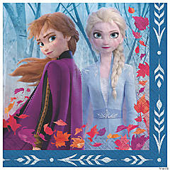 Disney's Frozen II Movie Luncheon Napkins