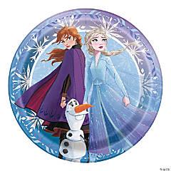Disney's Frozen II Paper Dessert Plates - 8 Ct.