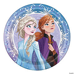 Disney's Frozen II Paper Dinner Plates