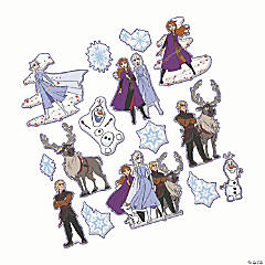 Disney's Frozen II Puffy Stickers