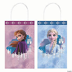 Disney's Frozen II Stamped Kraft Paper Bags