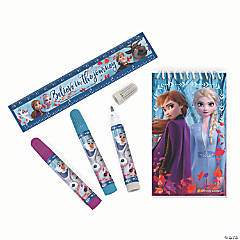 Disney's Frozen II Stationery Set