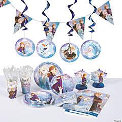 Disney's Frozen II Tableware Kit for 16 Guests