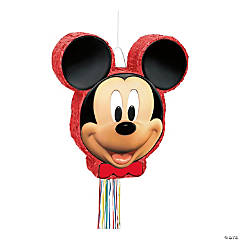 Disney's Mickey Mouse Party Pull-String Piñata