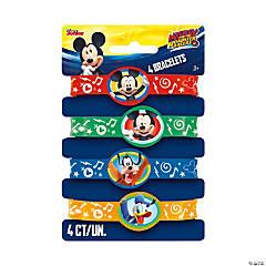 Disney's Mickey Mouse Party Rubber Bracelets