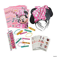 Disney's Minnie Mouse Goody Bags for 8