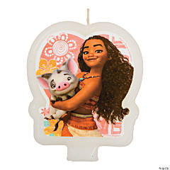 Disney's Moana™ Birthday Candle