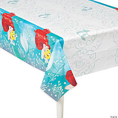 Disney's The Little Mermaid™ Plastic Tablecloth