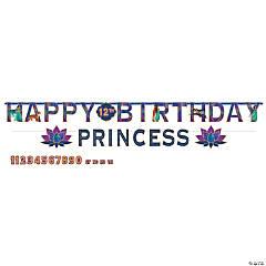 Disney® Aladdin Add-an-Age Birthday Banner
