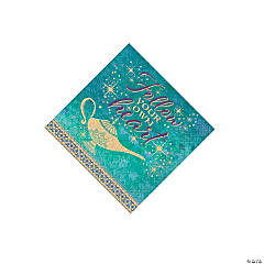 Disney® Aladdin Beverage Napkins