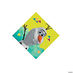 Disney® Frozen Olaf Beverage Napkins