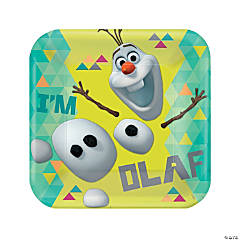 Disney® Frozen Olaf Dinner Plates