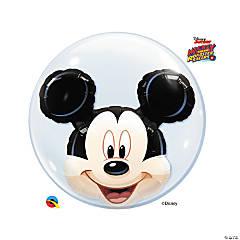 Disney® Mickey Mouse Double Bubble Balloon