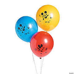 Disney® Mickey on the Go Latex Balloons