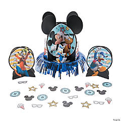 Disney® Mickey on the Go Table Decorating Kit