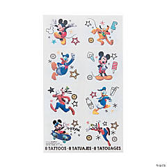 Disney<sup>®</sup> Mickey on the Go Temporary Tattoos
