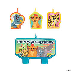 Disney® The Lion Guard Candle Set