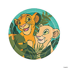 Disney The Lion King Dinner Plates