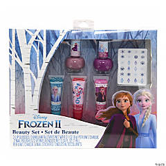 Disney's Frozen II Lip & Nail Beauty Set