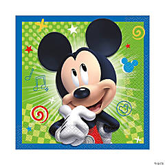 Disney's Mickey Mouse Party Luncheon Napkins