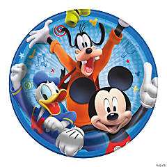 Disney's Mickey Mouse Party Paper Dinner Plates - 8 Ct.