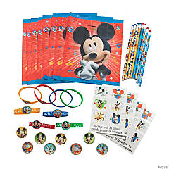 Disney's Mickey Mouse Pre-Filled Gift Bags for 8