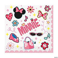 Disney's Minnie Mouse Beverage Napkins
