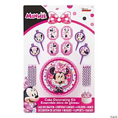 Disney's Minnie Mouse Cake Decorating Kit